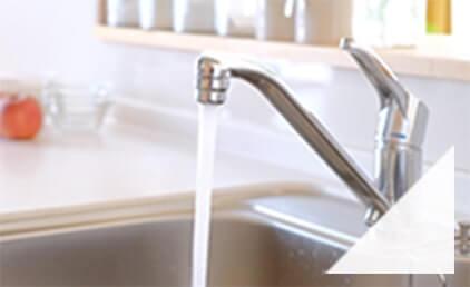 水道凍結の修理